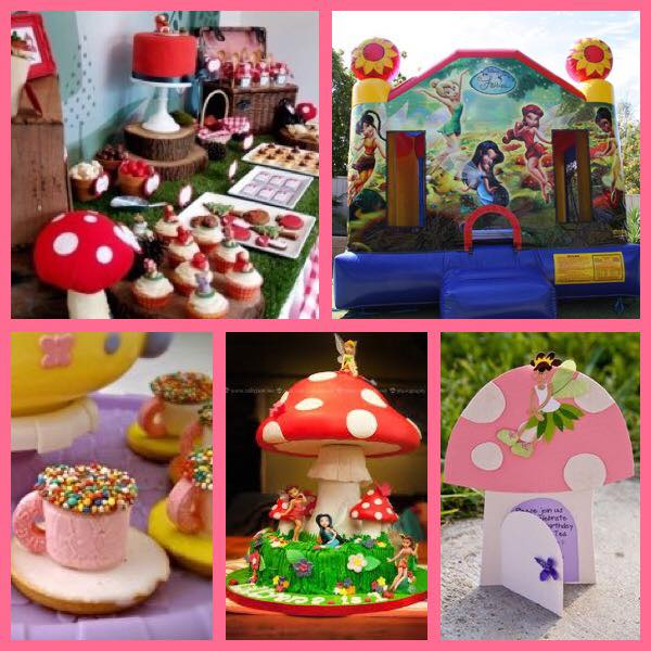 Princess Themed Kids Party Cairns